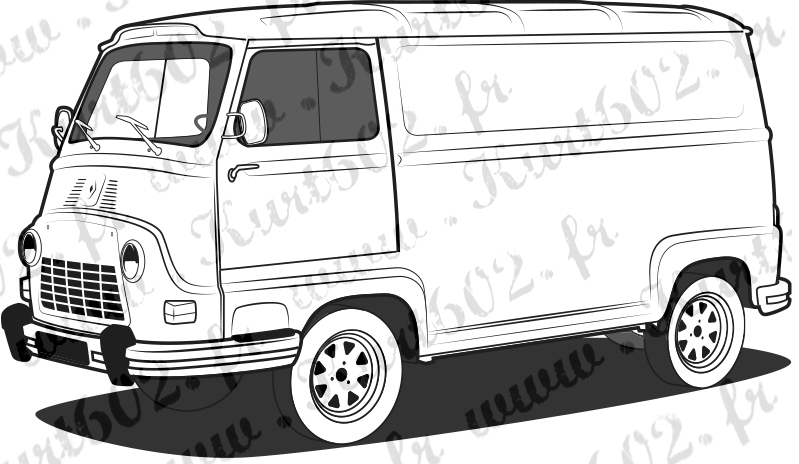 1000 images about french auto on pinterest peugeot - Dessin 4x4 humoristique ...
