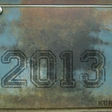 Sélection 2013