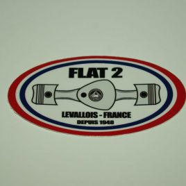 Flat 2 since 1948