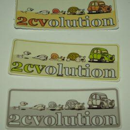2cvolution