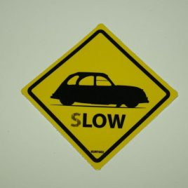 Slow – 2cv