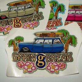 Spring 8 Break