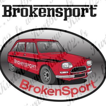 BrokenSport