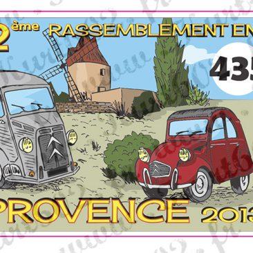 Rencontre en Provence