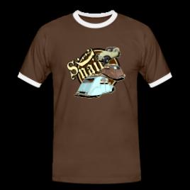 T-Shirt : Snails (contraste)