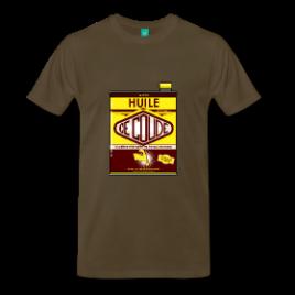 T-Shirt : Huile de coude