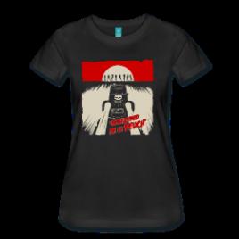 T-Shirt : Boulevard de la deuch (Femme)