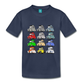 T-Shirt : Collection (enfant)
