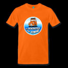 T-Shirt : Les Deuchistes sont sympas