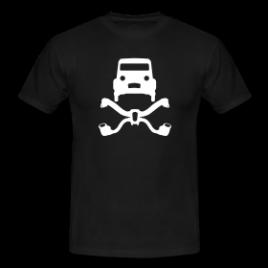 T-Shirt : Pirat'Deuch
