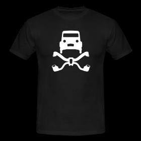 T-shirt 2CV pirat-deuch-4