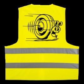 Gilet de sécurité : Speed Snail