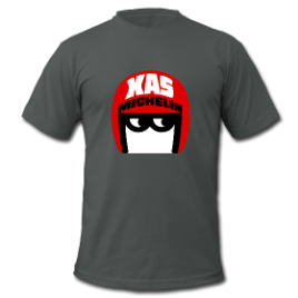 T-Shirt : XAS