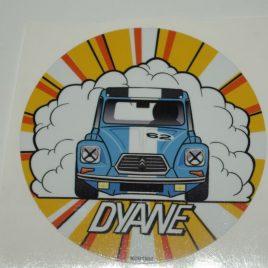 Racing Dyane