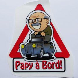 Papy à Bord