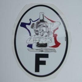 F – Ovale Acadiane